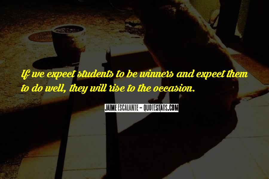 Jaime Escalante Quotes #746753