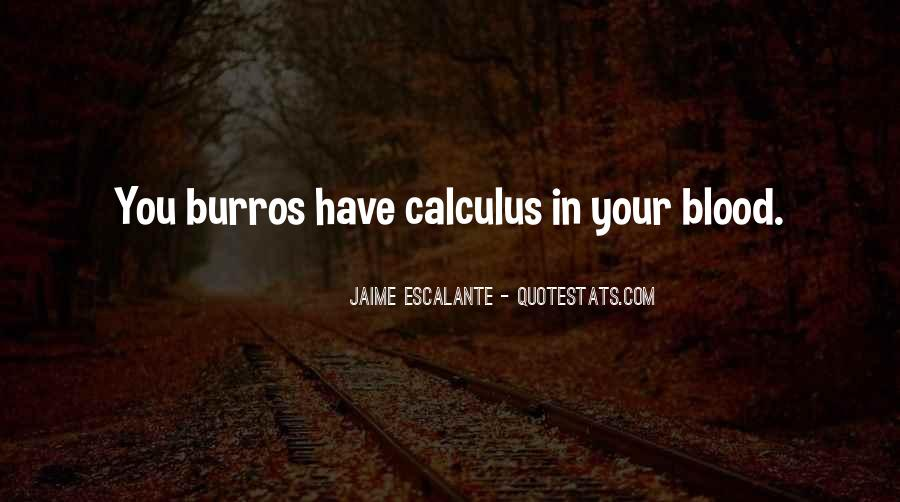 Jaime Escalante Quotes #825798
