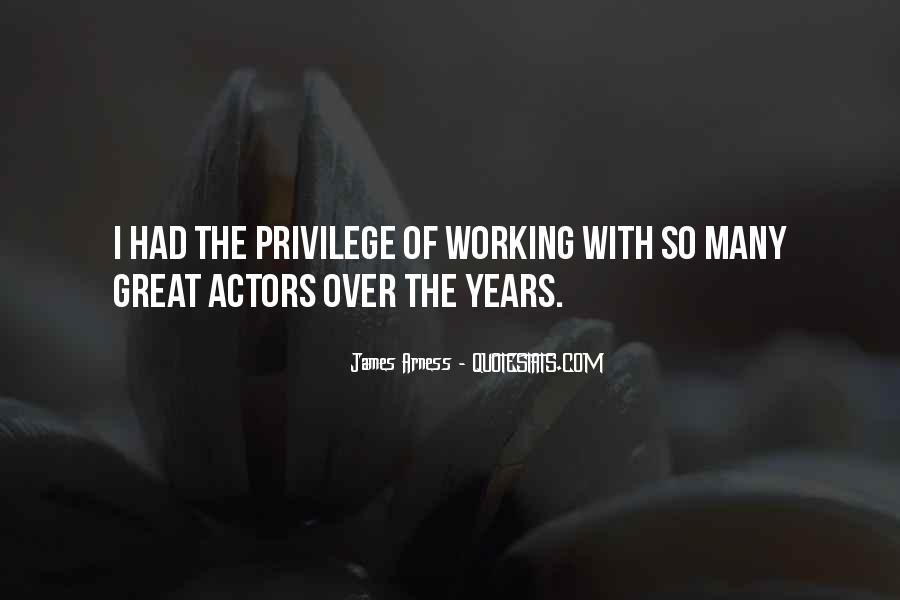 James Arness Quotes #1521845