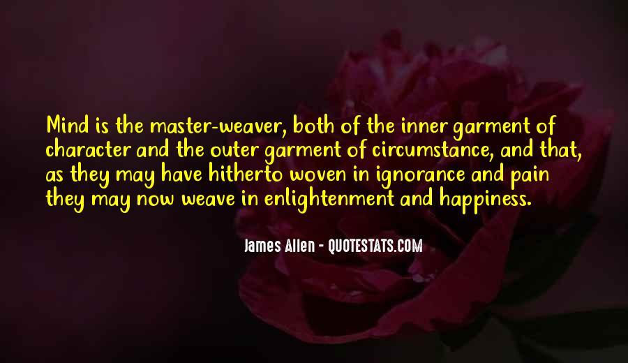 James B Weaver Quotes #520870