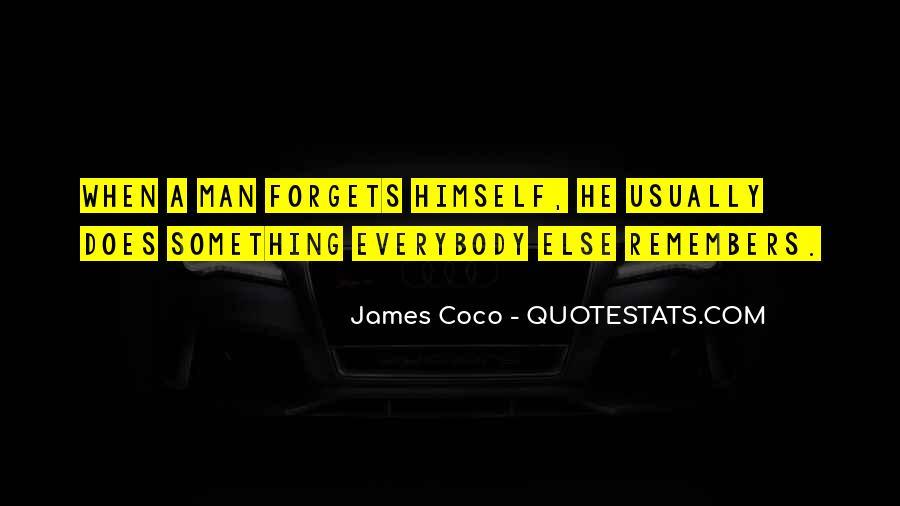James Coco Quotes #1391516