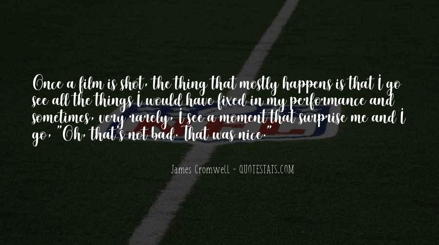 James Cromwell Quotes #1000136