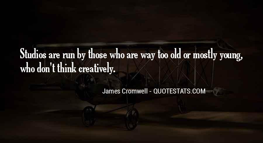 James Cromwell Quotes #1136516