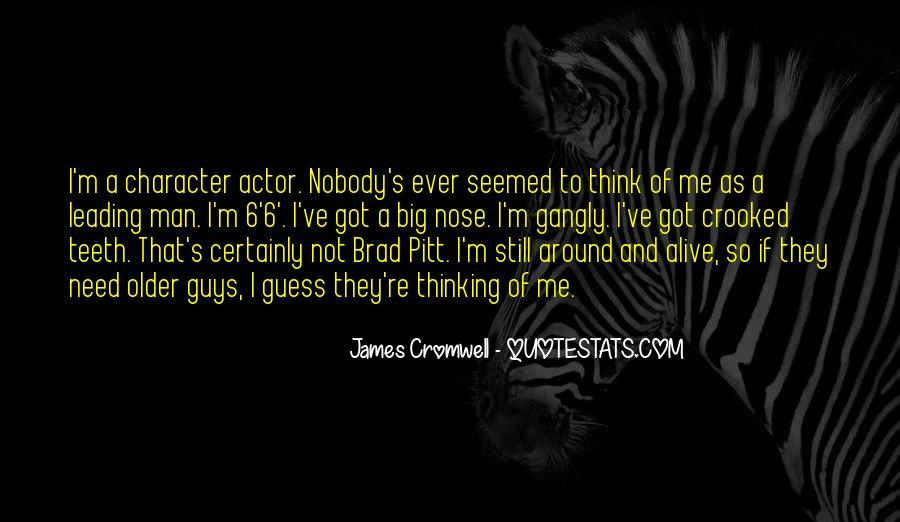 James Cromwell Quotes #1186495