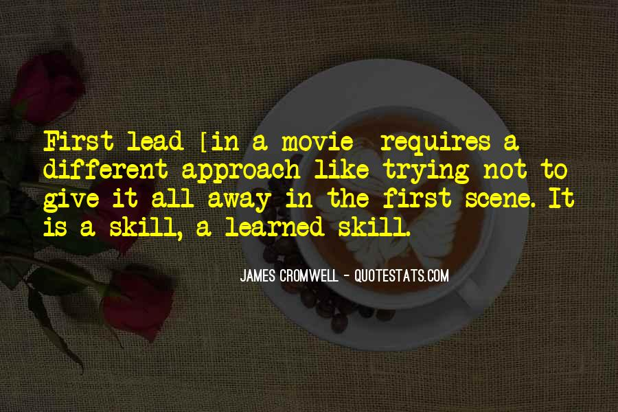 James Cromwell Quotes #1465677