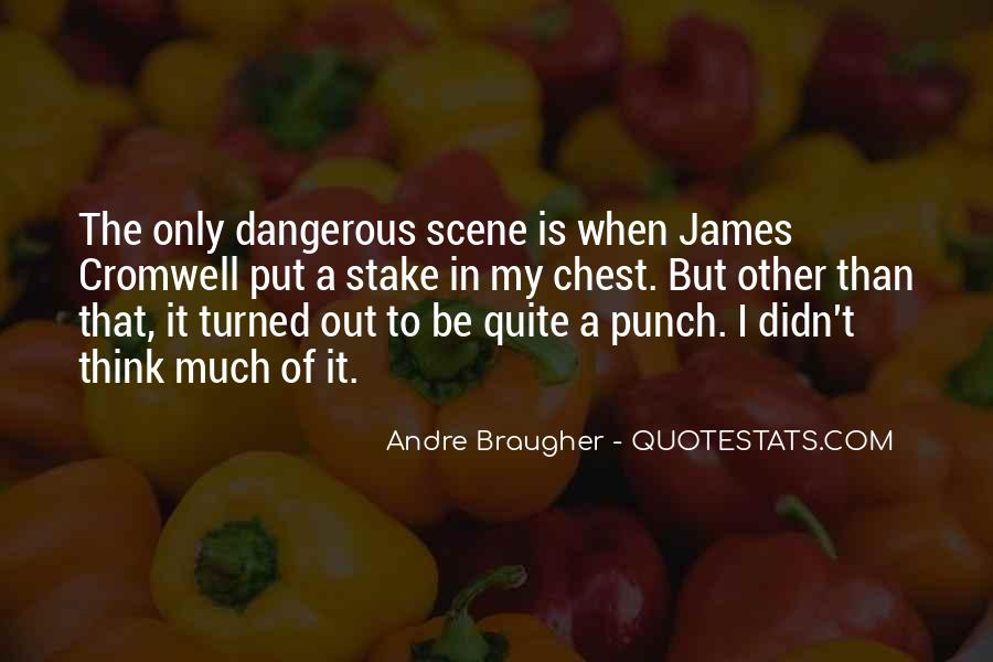James Cromwell Quotes #1808100