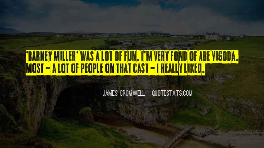 James Cromwell Quotes #213249