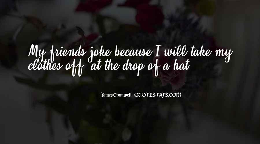 James Cromwell Quotes #398700