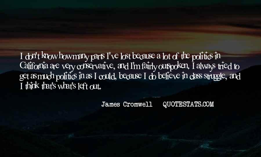 James Cromwell Quotes #481142