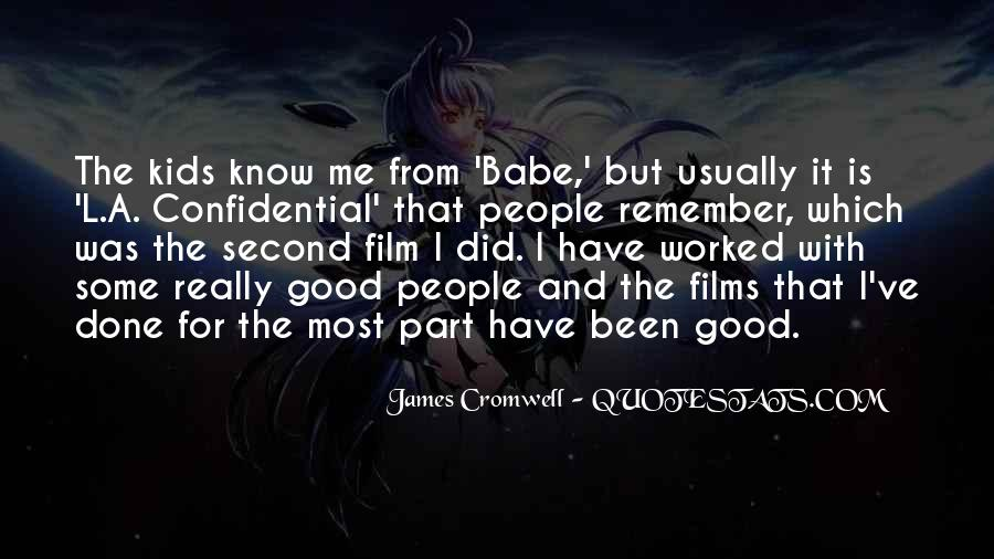 James Cromwell Quotes #697476