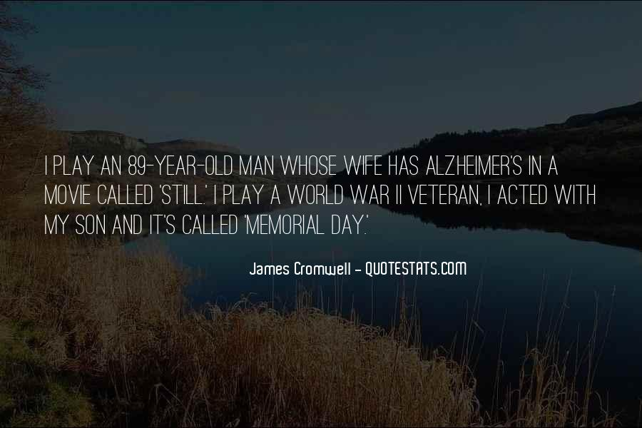 James Cromwell Quotes #701086