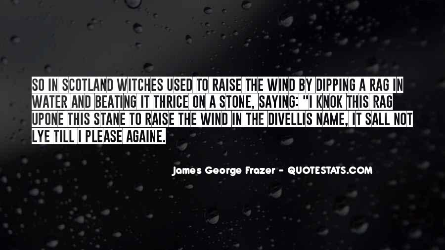 James George Frazer Quotes #417054