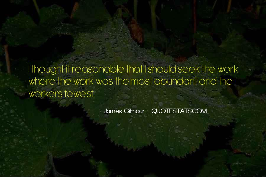 James Gilmour Quotes #1413448