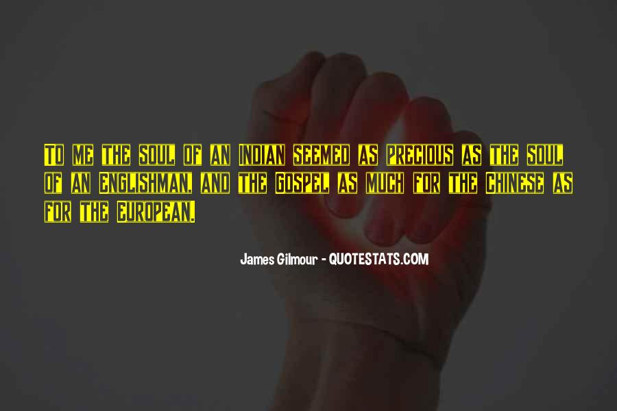 James Gilmour Quotes #1694384