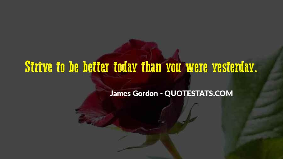 James Gordon Quotes #883677