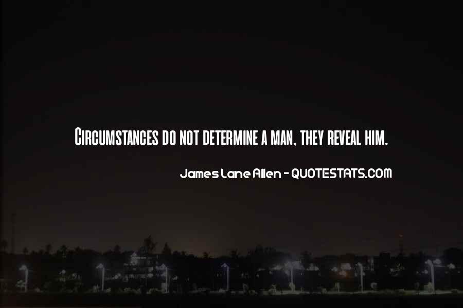 James Lane Allen Quotes #1054597