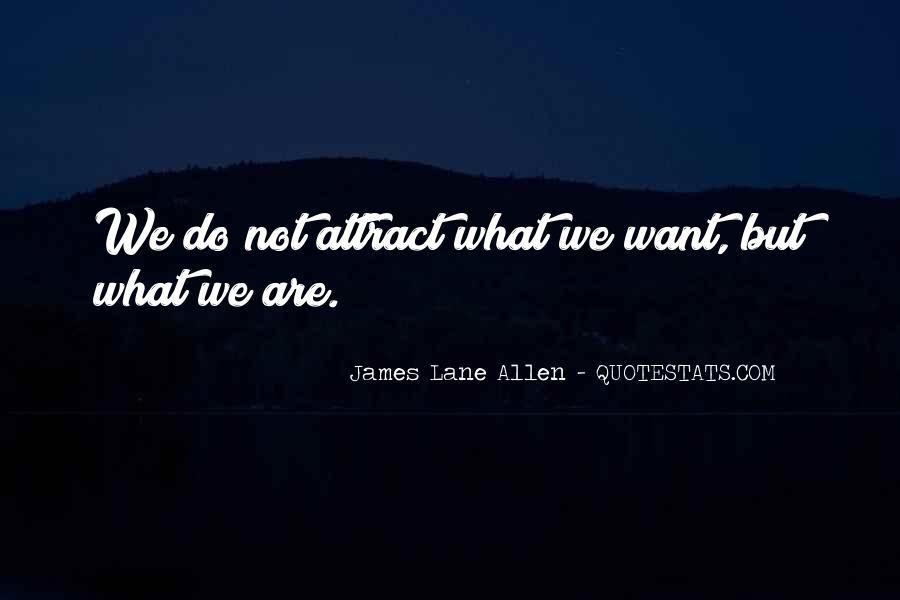 James Lane Allen Quotes #106403