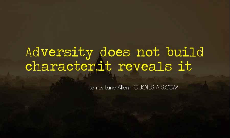 James Lane Allen Quotes #298546