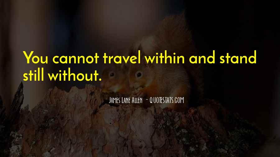 James Lane Allen Quotes #50426