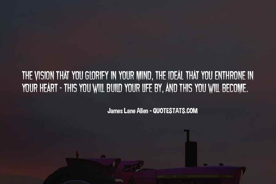 James Lane Allen Quotes #646543