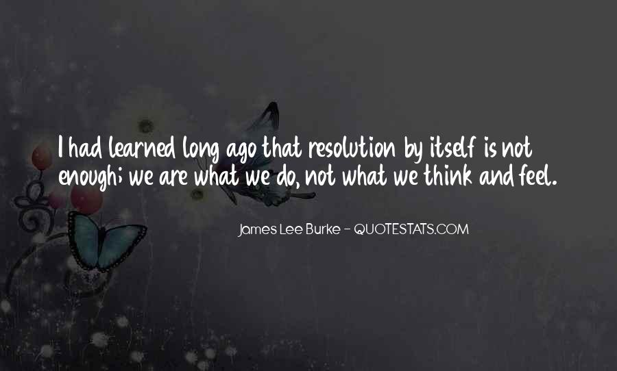 James Lee Burke Quotes #1031992
