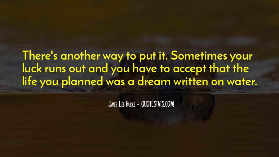 James Lee Burke Quotes #1063207