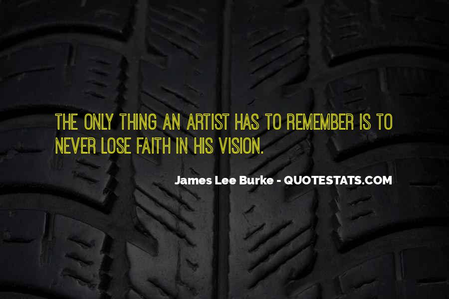 James Lee Burke Quotes #1079553