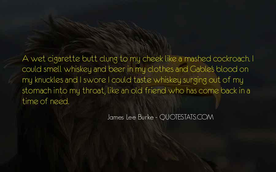 James Lee Burke Quotes #1097599