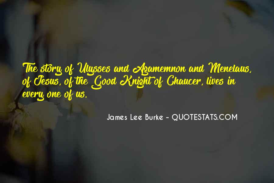 James Lee Burke Quotes #112567