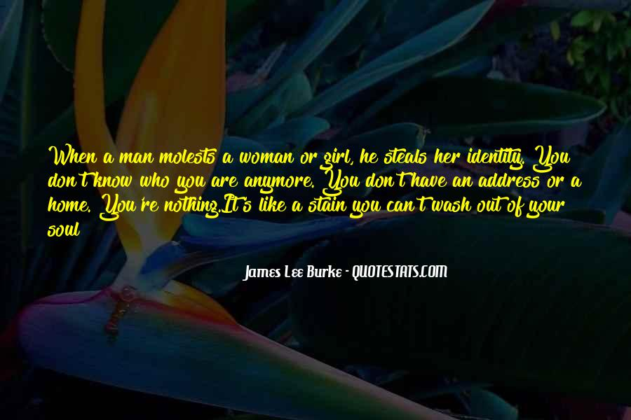 James Lee Burke Quotes #1169495