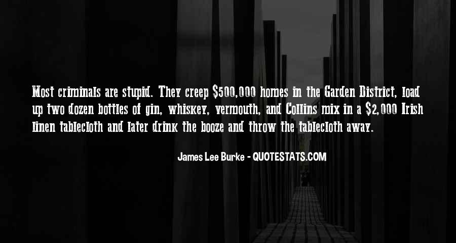 James Lee Burke Quotes #22120