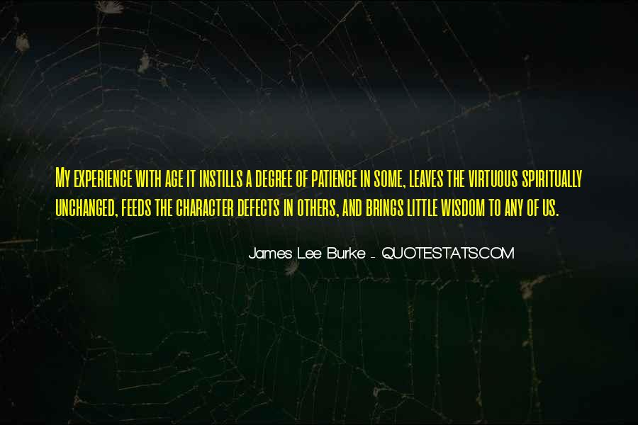 James Lee Burke Quotes #232647