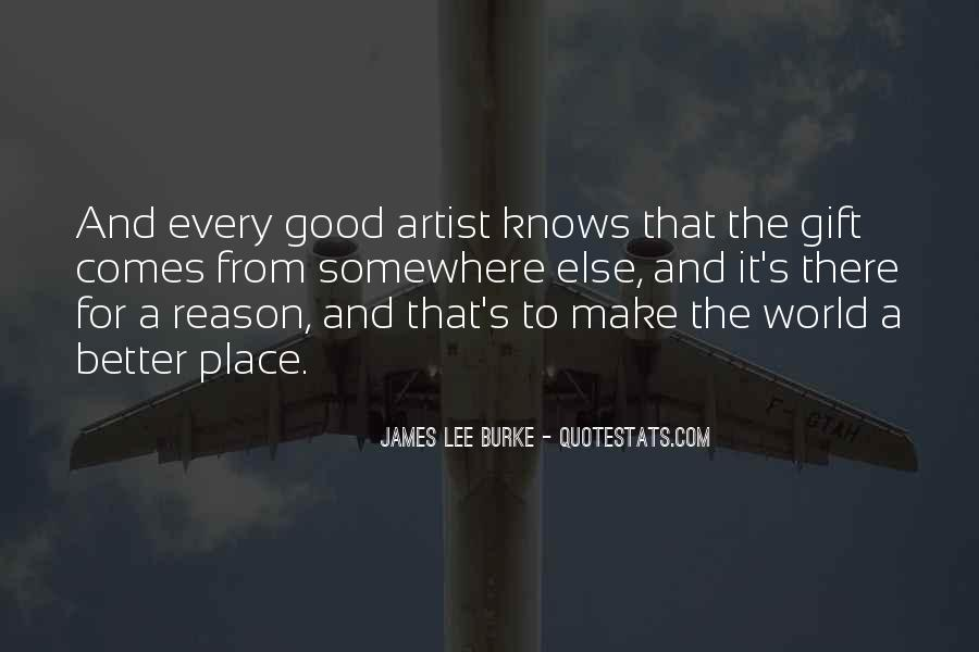 James Lee Burke Quotes #248630