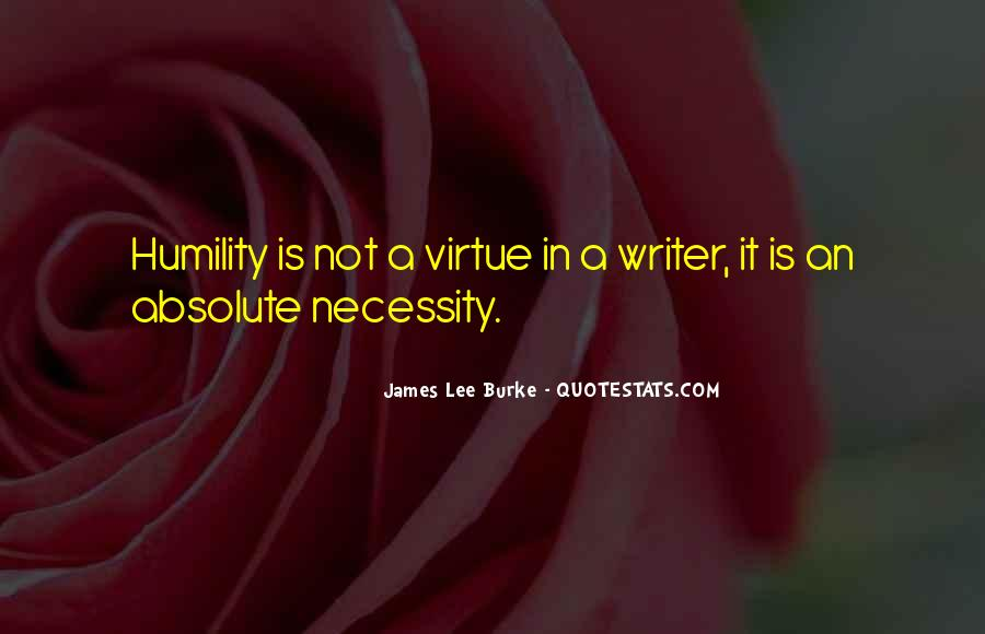 James Lee Burke Quotes #304583