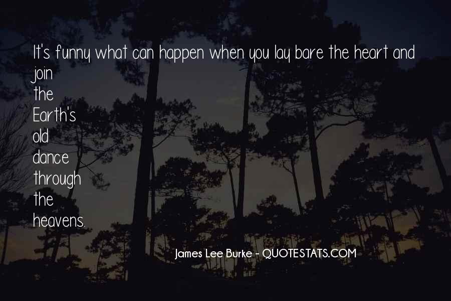 James Lee Burke Quotes #400808