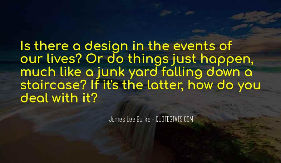 James Lee Burke Quotes #413299