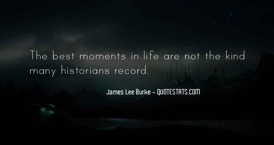James Lee Burke Quotes #41904