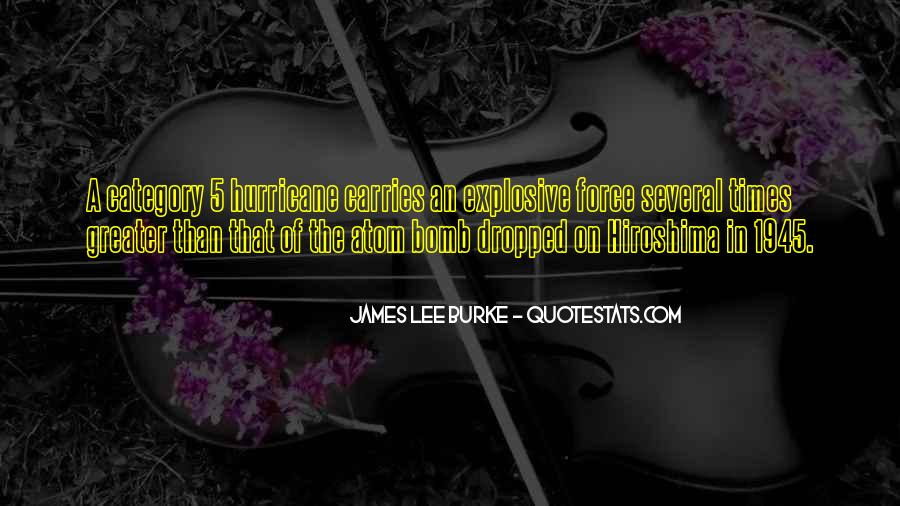 James Lee Burke Quotes #487675