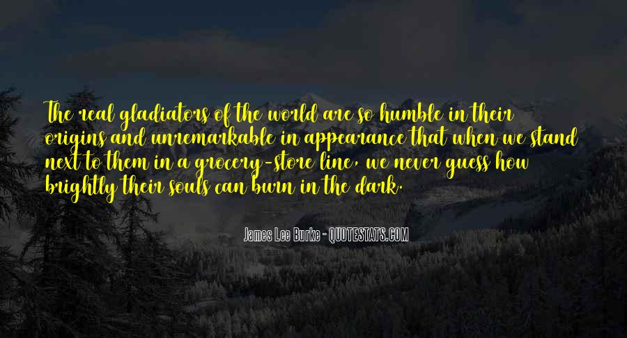 James Lee Burke Quotes #487685