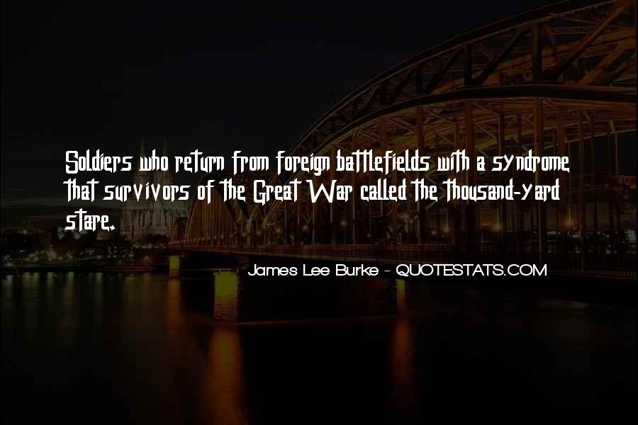 James Lee Burke Quotes #515776