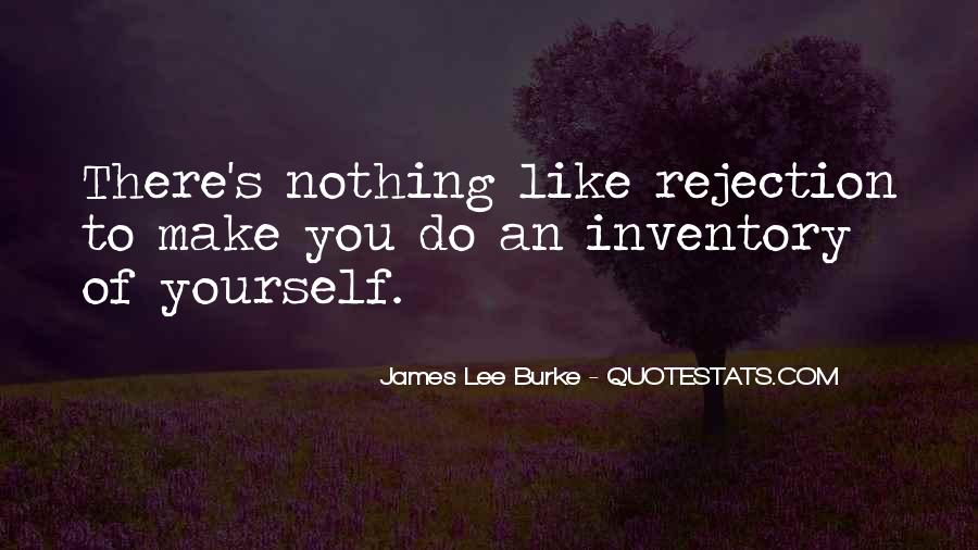 James Lee Burke Quotes #532068