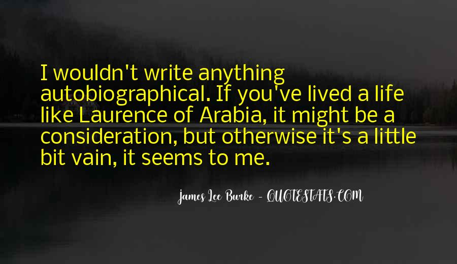 James Lee Burke Quotes #571063