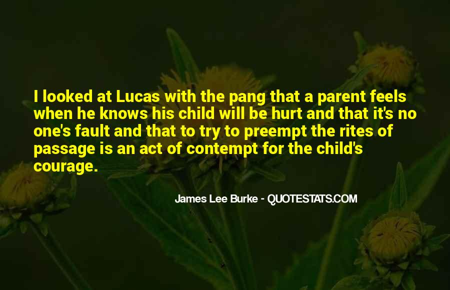 James Lee Burke Quotes #743479