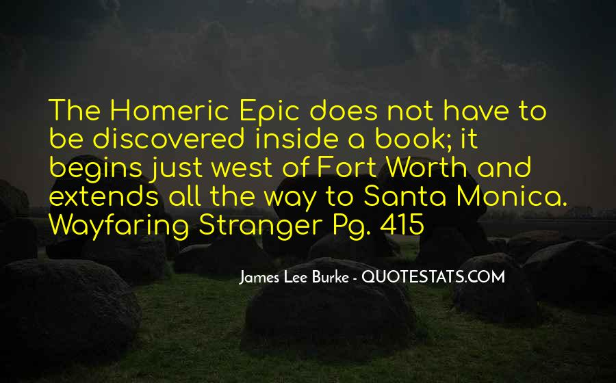 James Lee Burke Quotes #826241