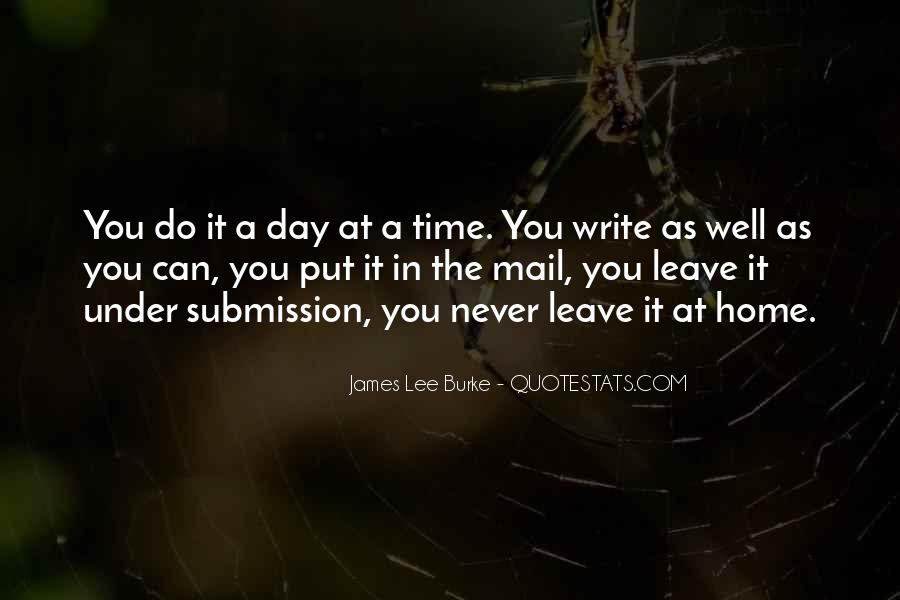 James Lee Burke Quotes #918096