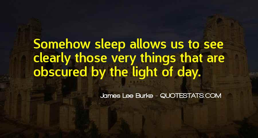 James Lee Burke Quotes #95115