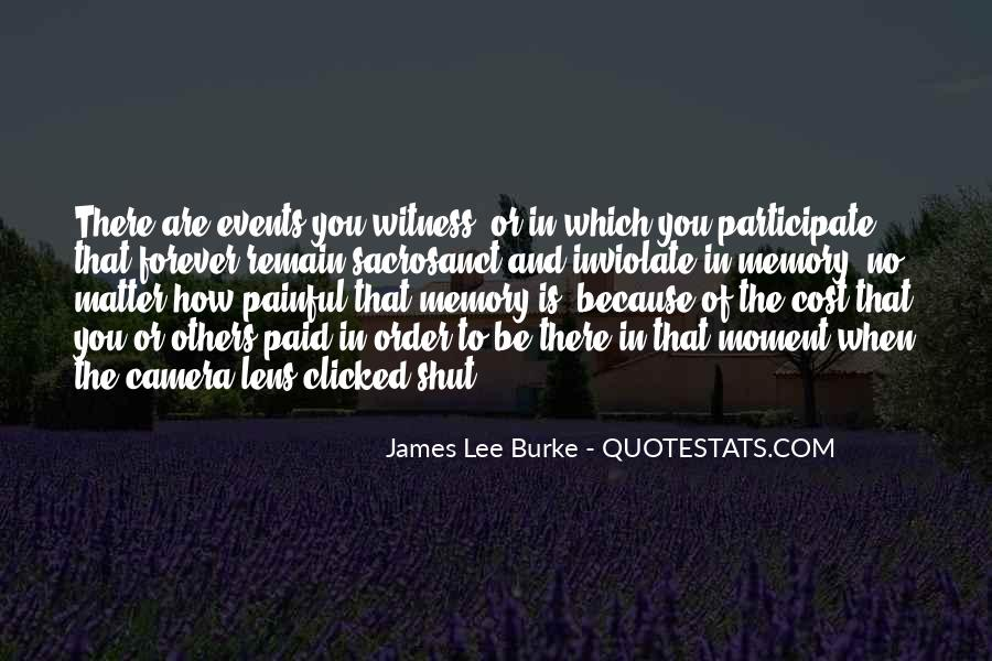 James Lee Burke Quotes #952714