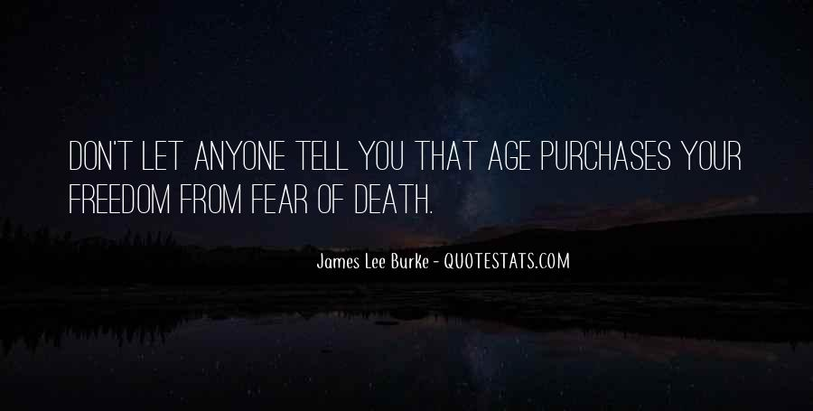 James Lee Burke Quotes #960530