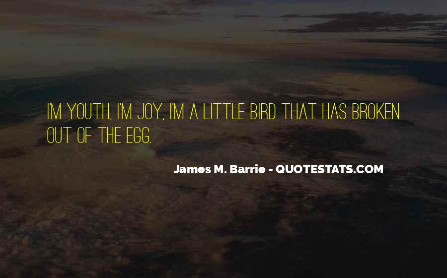 James M Barrie Quotes #1251092