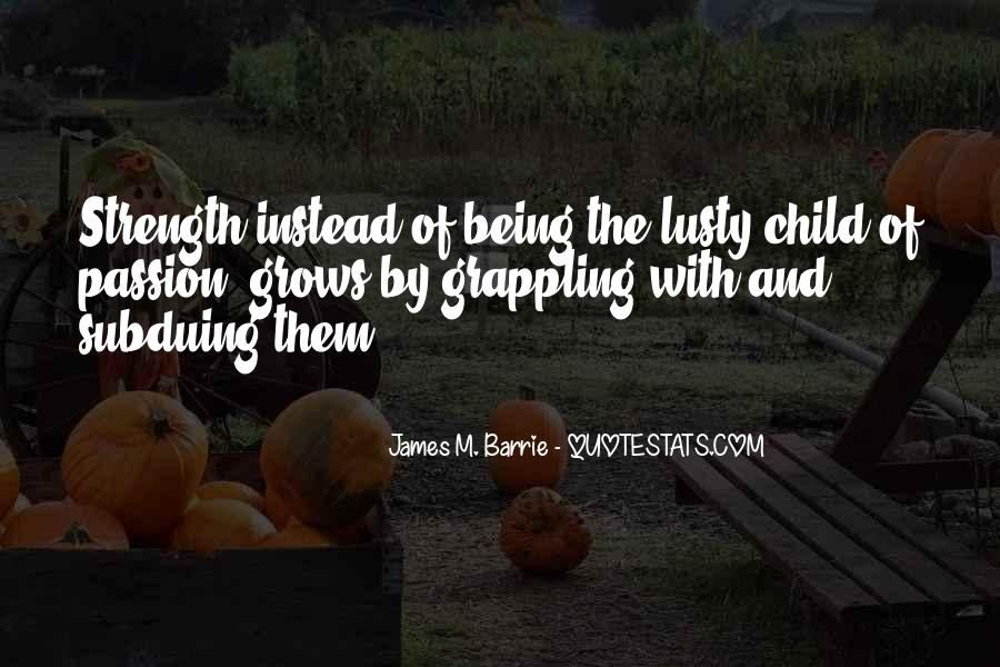 James M Barrie Quotes #1279403